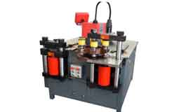 Main characteristics of CNC busbar processing machine