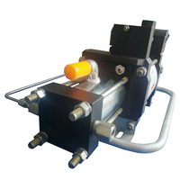 OMT Series Air Driven Gas Booster Pump