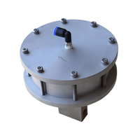 High Pressure Pneumatic Needle Valve