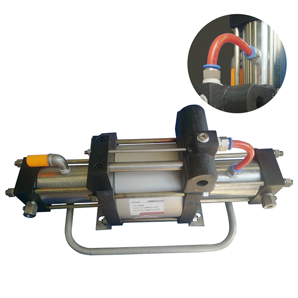 OMA Series Air Driven Gas Booster Pump
